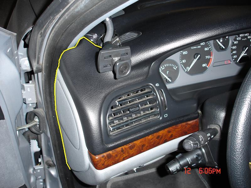 TUTO: Installation d'un GPS fixe dans la voiture Pic1